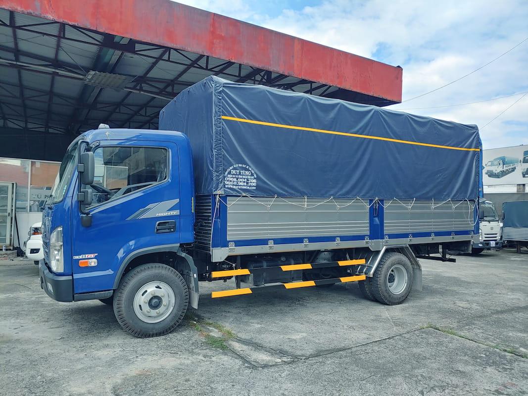 Xe tải Hyundai EX8 GT S2 tải trọng 7 tấn