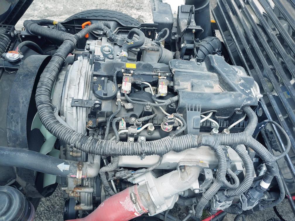 Động cơ Hyundai EX8 GT S2