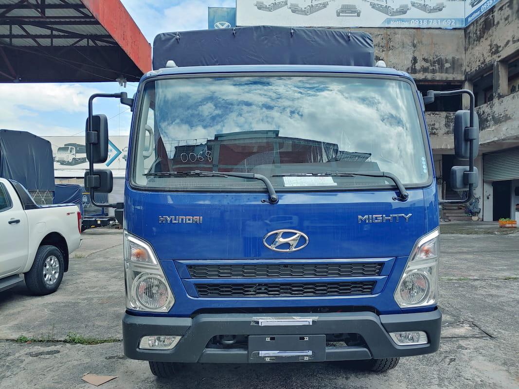 Thiết kế cabin xe tải Hyundai EX8 GT S2