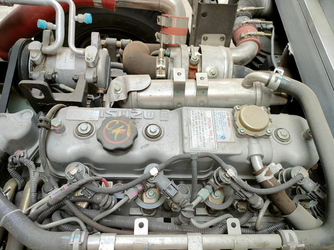 Động cơ ISUZU JAC N350 3,5 tấn