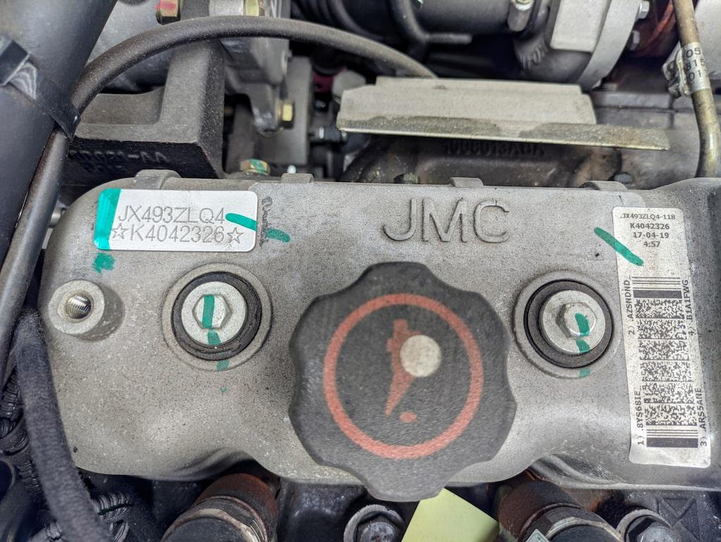 Động cơ JX493ZLQ4