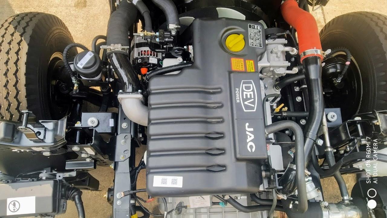 Động cơ JAC N500 plus