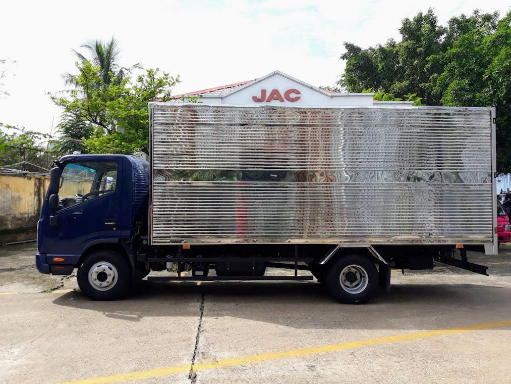 Giá xe Jac N500