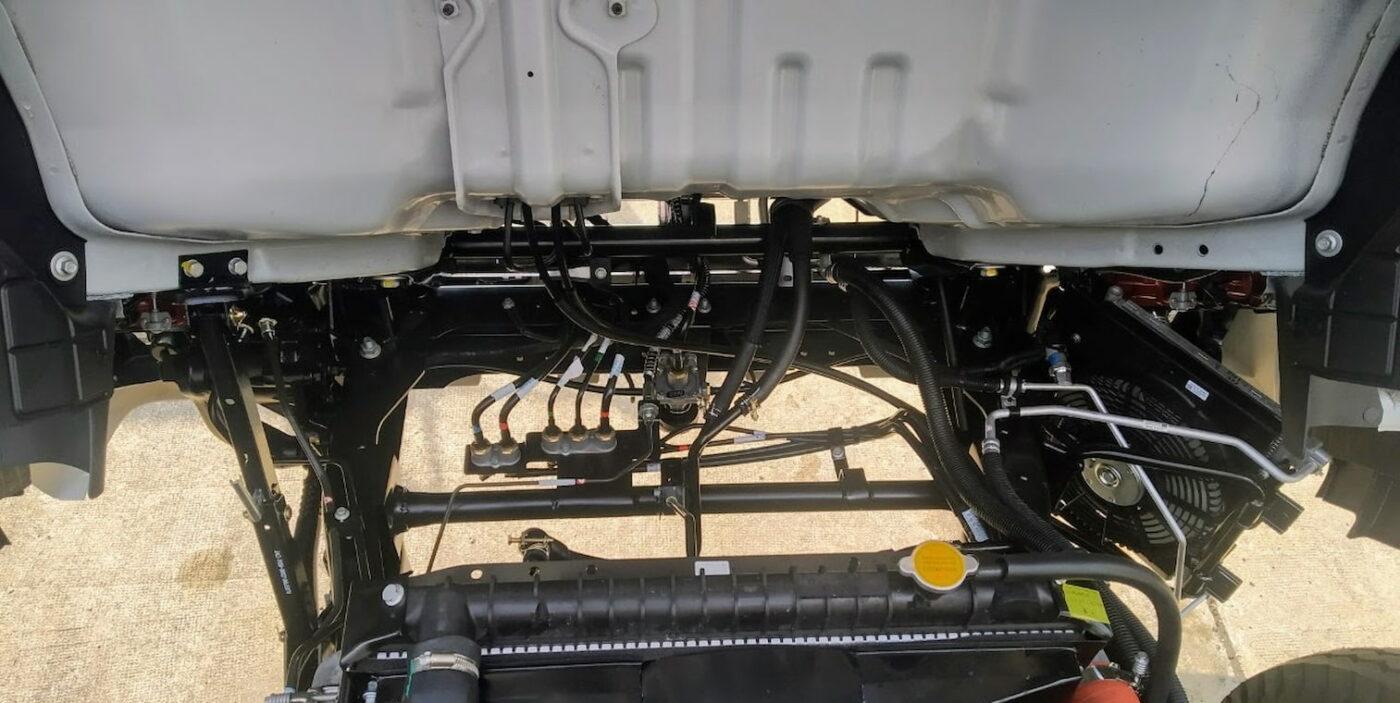 Khung treo trước của JAC N500