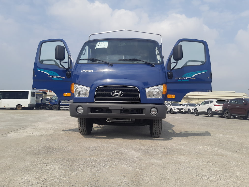 Thiết kế Hyundai Mighty 110XL