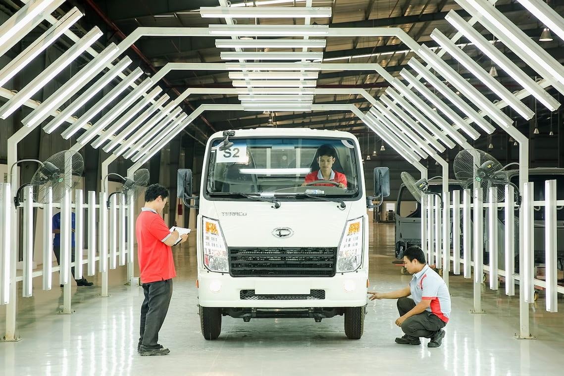 Nhà máy Daehan Motors