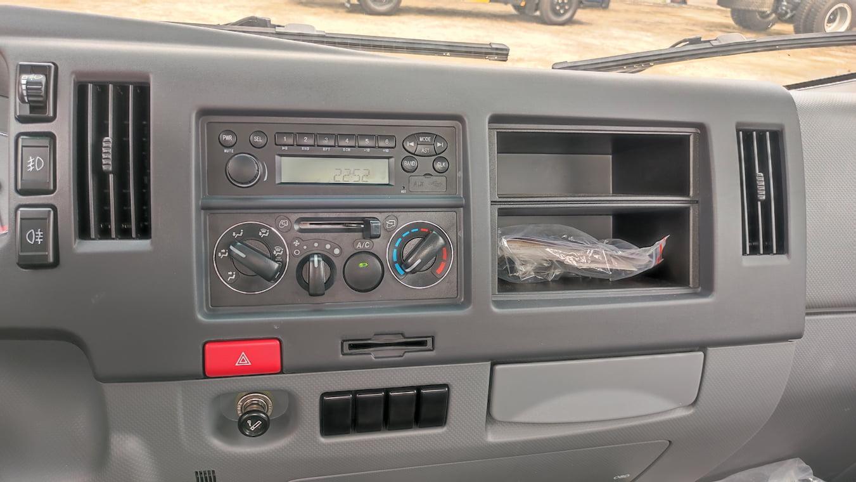 Trung tâm điều khiển cabin xe