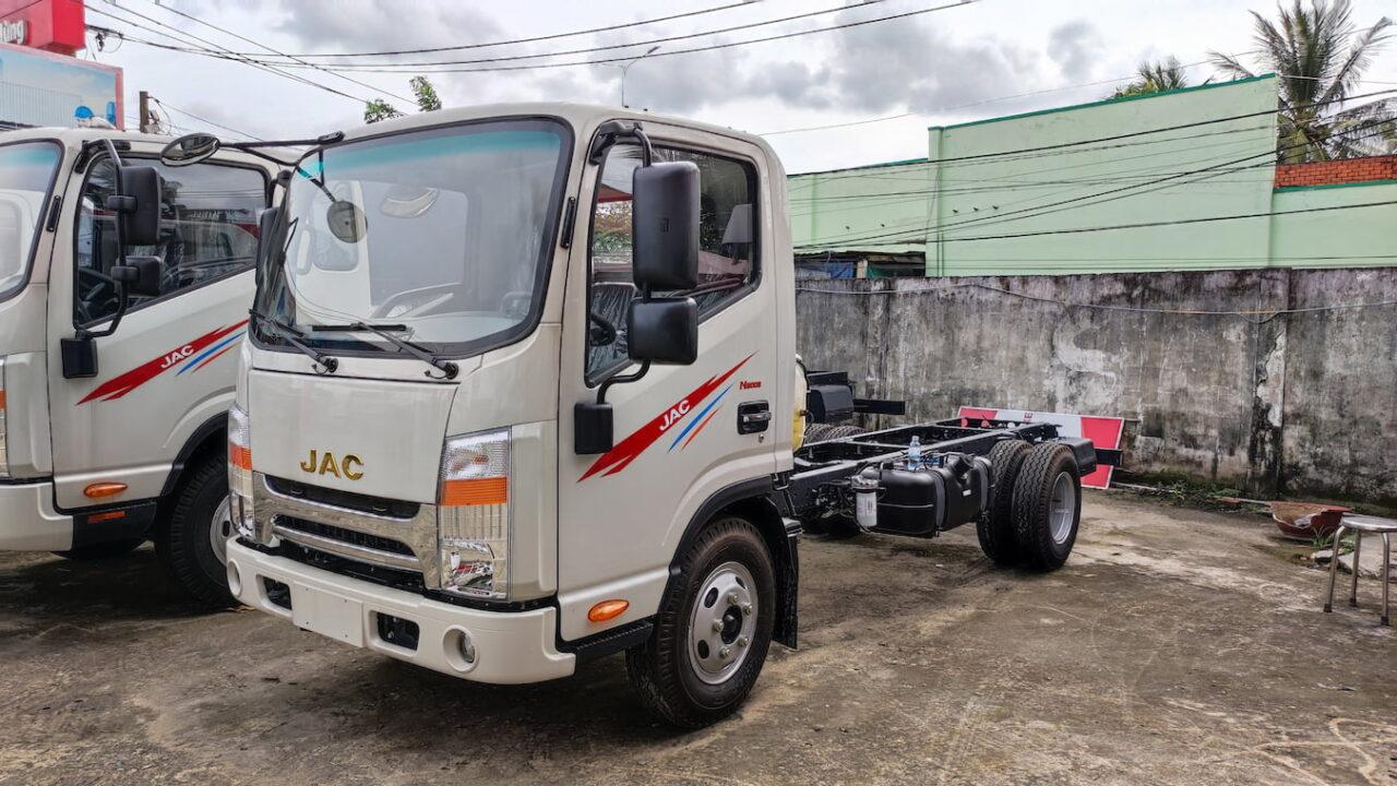 Xe tải JAC N200S 1,99 tấn giá tốt